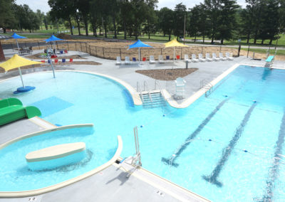 GC Project - Carrollton Cove Aquatic Center